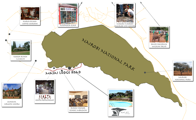 Nairobi-Attractions